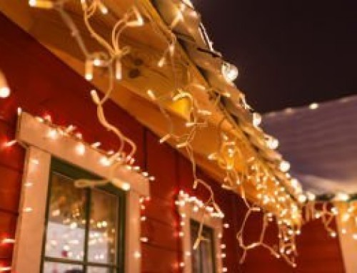 How to Hang Holiday Lights on Your Home (And Not Ruin Your Roof)