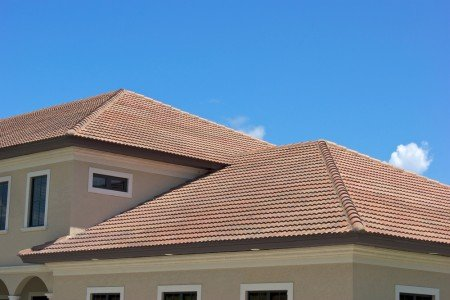 One other commonly used roofing materials on homes in Louisville, KY is tile.
