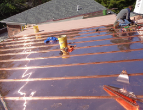 Everything You Need to Know About Copper Roofing