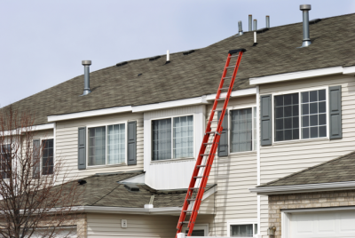 Abrams Roofing provides roofing contractor services for commercial roofing.